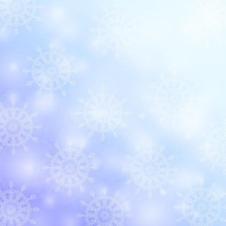 newyear card: christmas background  Illustration