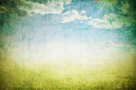 grunge background with space for text Standard-Bild