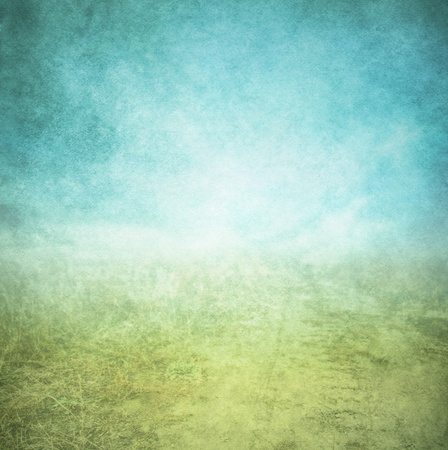 wall clouds: grunge background with space for text Stock Photo