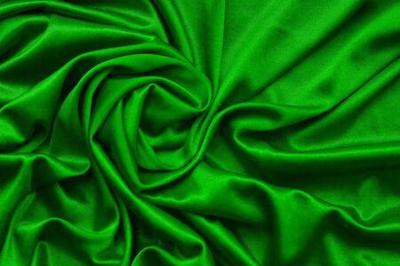 Lujoso profundo satinado/seda tela doblada, �til para fondos Foto de archivo - 10788916