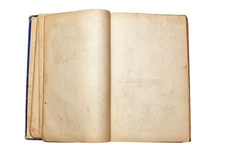 old open book  photo