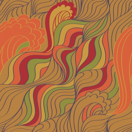 phosphate: Seamless phosphate waves in a retro style