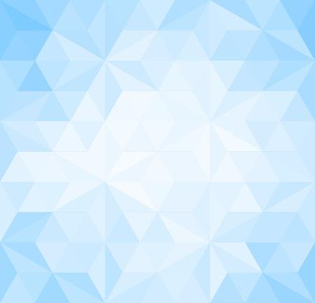 azul: Modelo retro de las formas geométricas. Colorido mosaico. Fondo retro triángulo