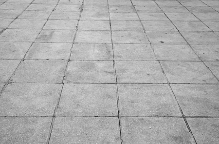 Vintage stone street road pavement texture Imagens