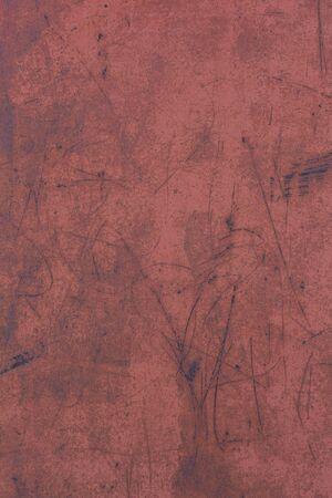 oude grunge roestige zink muur voor gestructureerde achtergrond