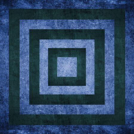 de ruimte met abstract patroon Stockfoto
