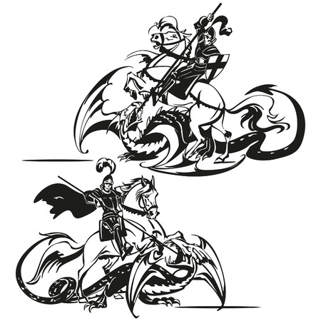 St George themes Vector