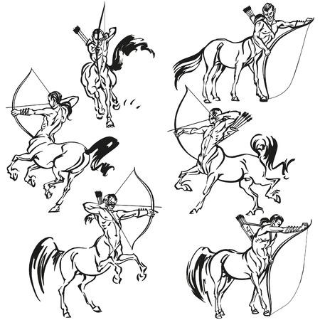 sagitario: Centauros