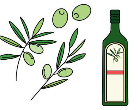 Olive, olive oil, Italian, Spanish food