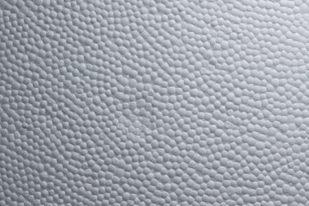 struttura di styrofoam plastica