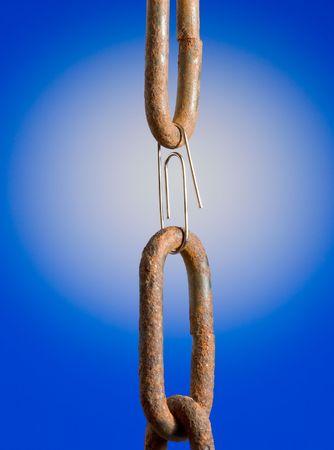 Weak or strong link metaphor