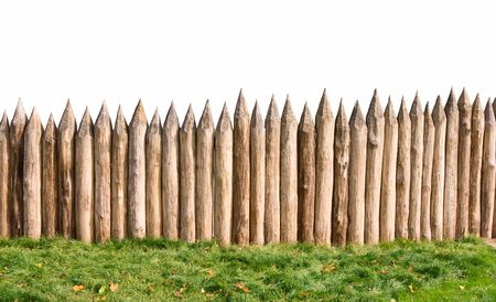 stockade: Ancient stockade