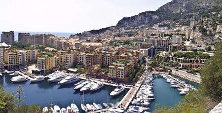 Fontveille marina, Monte Carlo, Monaco
