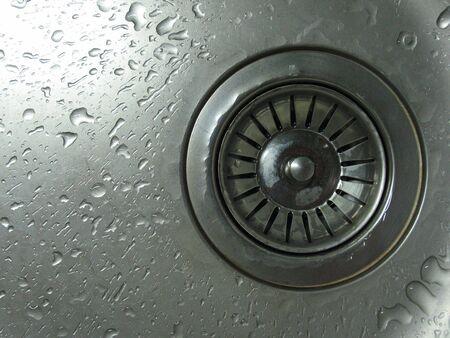 scuff: Kitchen Sink Hole