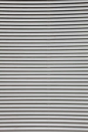 security roller door background - corrugated metal sheet Stock Photo - 10580417