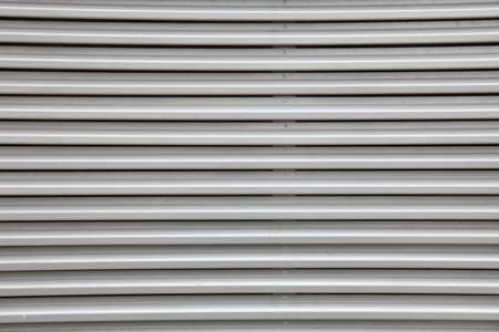 security roller door background - corrugated metal sheet Stock Photo - 10580419