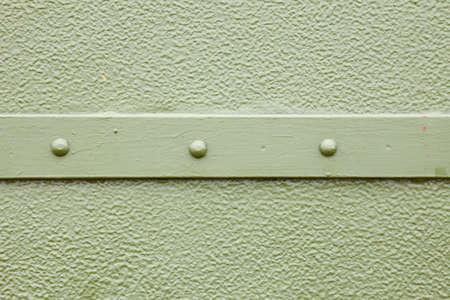 old metal background texture pattern door screw Stock Photo - 13126533