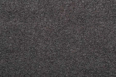 suede: Closeup dark grey suede soft leather as texture background