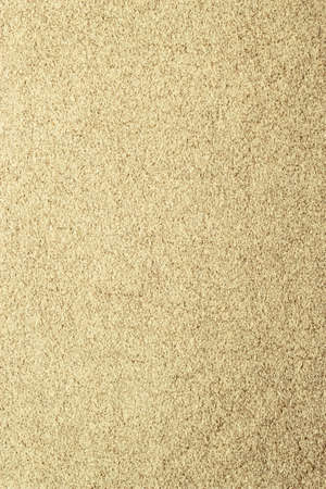 napped: Macro bright beige suede soft leather as texture background Stock Photo