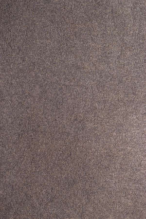 chamois leather: Closeup dark brown suede soft leather as texture background