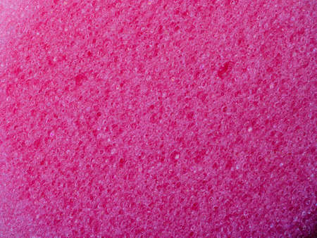 pore: Pink pore pumice stone as texture background