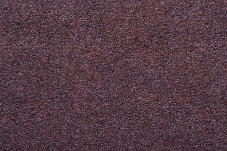 napped: Closeup dark brown suede soft leather as texture background