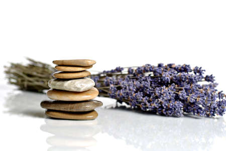 Lavender and stone - spa image