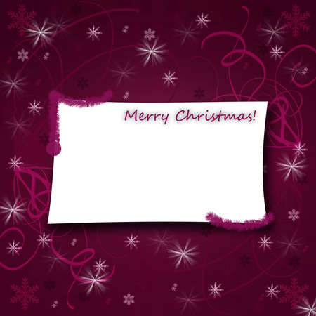 Christmas background with space for text photo