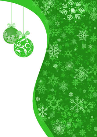 Christmas background with space for text Stock Photo - 6102632