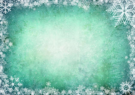 iceflower: Natale grunge texture di sfondo
