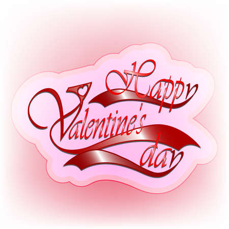 Valentines day card Stock Vector - 17486654