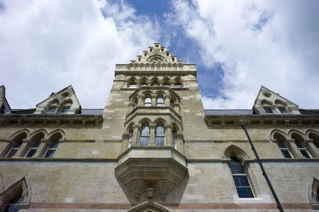 christ church: Building at Christ Church Oxford UK