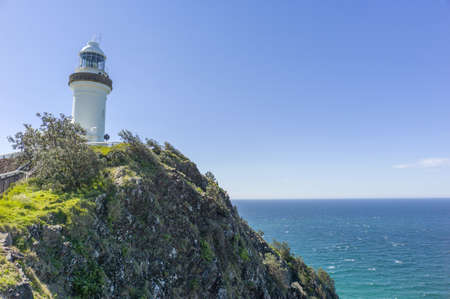 The most eastern lighthouse in Australia photo