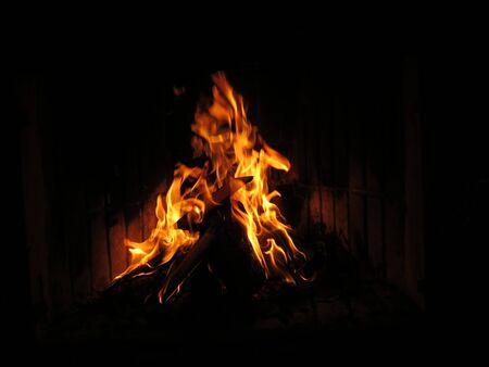 sanskrit: fire resistant Stock Photo