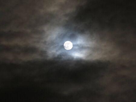 dark sky: dark moon