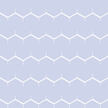 abstract geometry chevron in light blue and white seamless pattern design 일러스트