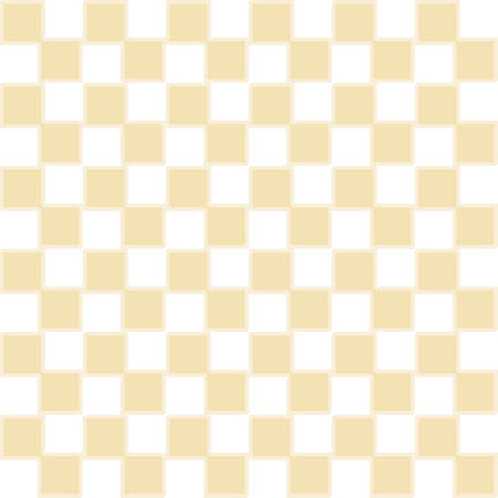 abstract geometric square seamless pattern on white background vector design