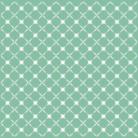 Seamless pattern. illustration on green background