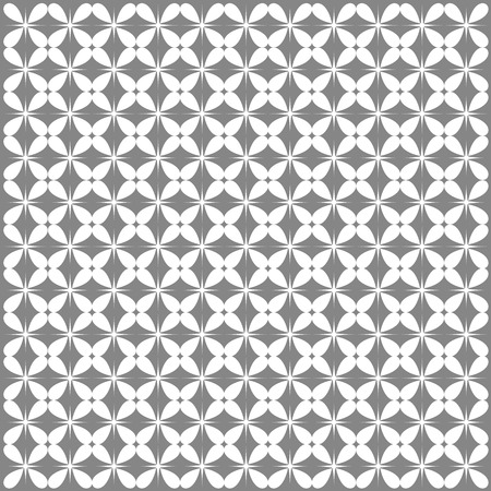 Seamless pattern. illustration on gray background