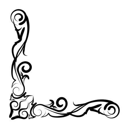 simple border: simple thin line artistic border 2 icon