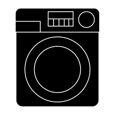 Home appliance icon set