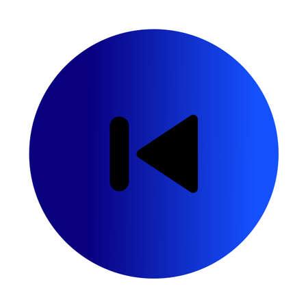 saltar: Simple plana negro saltar icono de nuevo icono