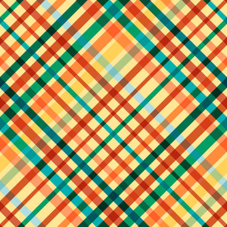 Geometrical simple square pattern Illustration