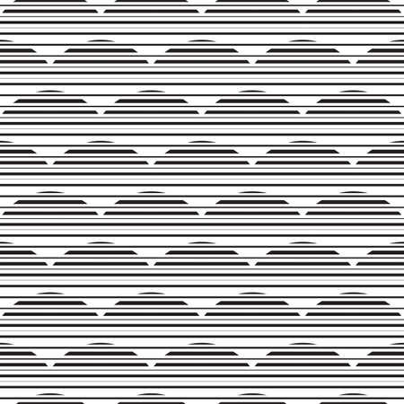 ripply: Striped circles vector background. Seamless pattern circles in thin line style.