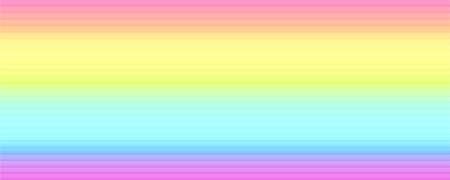Realistic spectrum rainbow texture background. Rain bow pattern vector illustration, multicolor unicorn rainbow wallpaper
