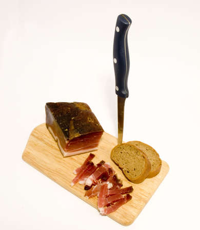 speck: Still-life with speck