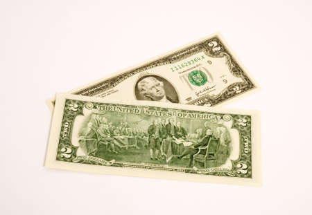 oldest: Two dollars