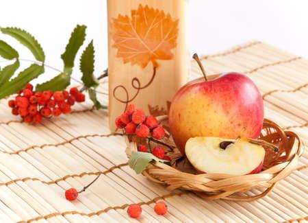 Autumnal still life. Stock Photo