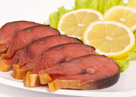 Cartilaginous fish with the lemon .