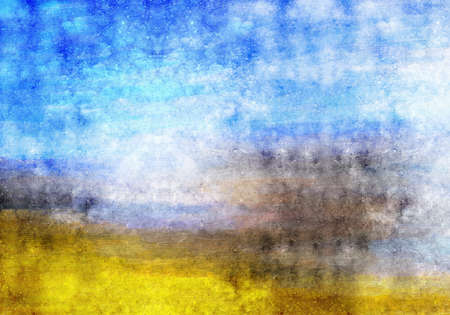 Abstract art vintage textured background Stock Photo - 20140288